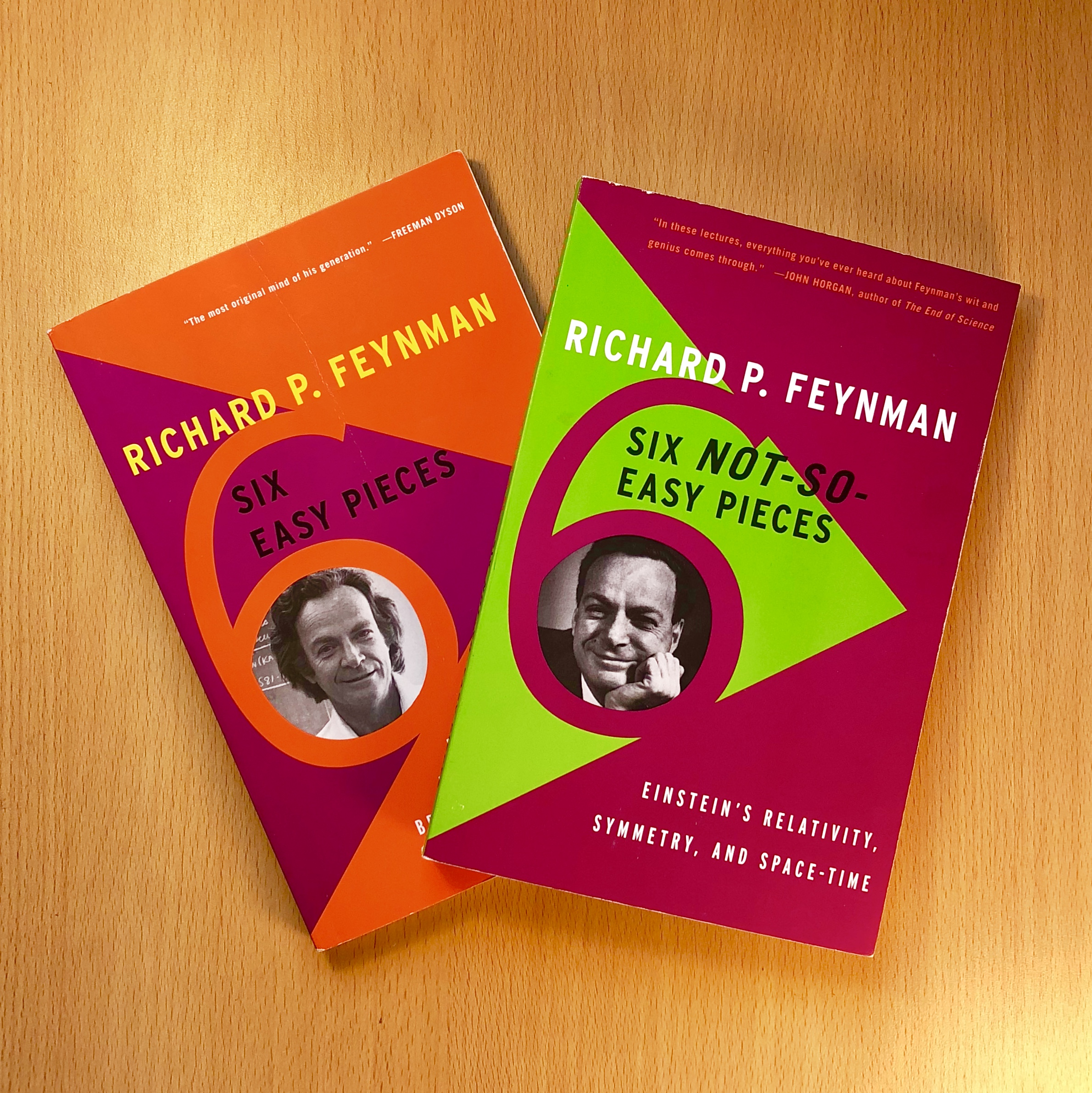 '12 Lessons on Physics' | Richard Feynman