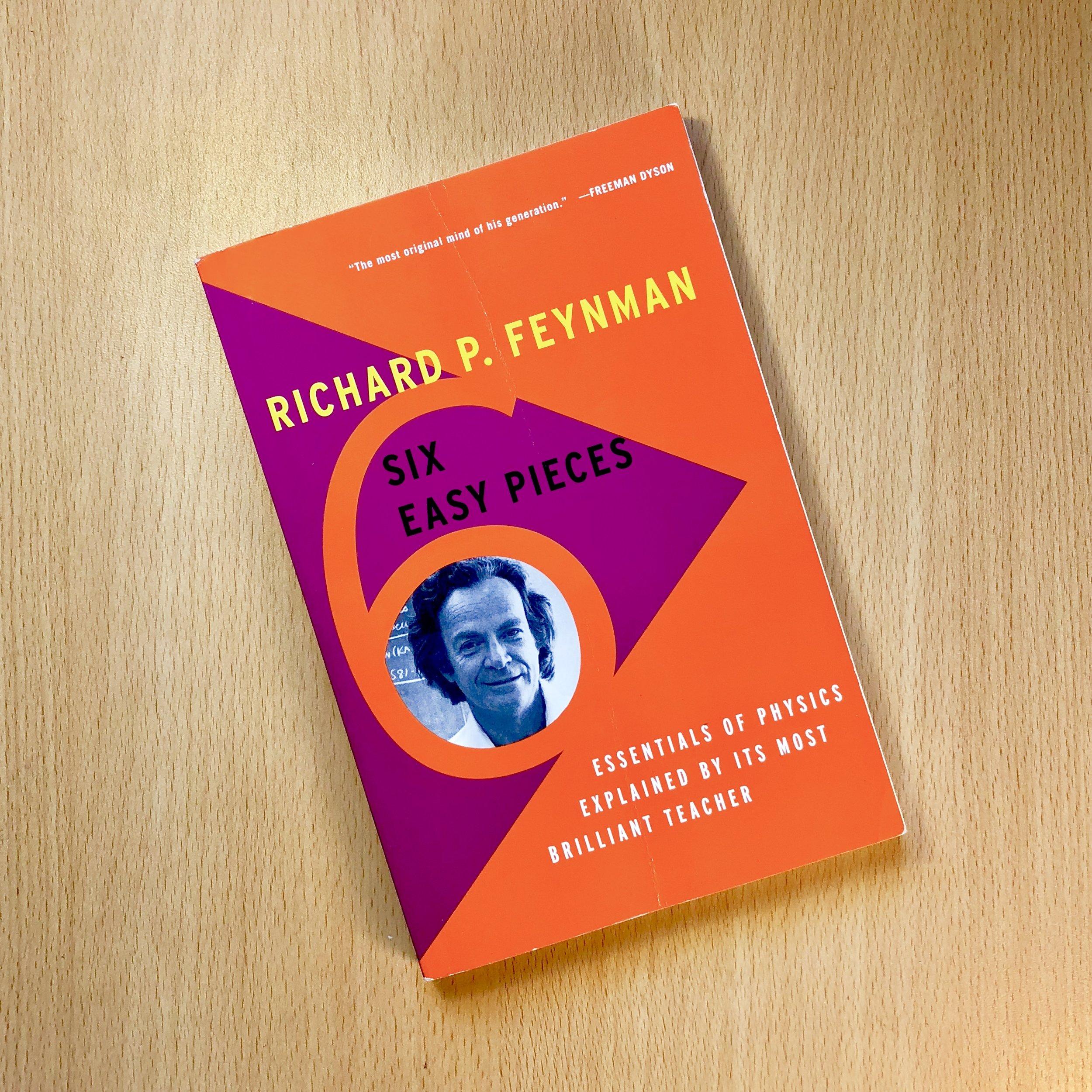 Six Easy Pieces | Richard Feynman
