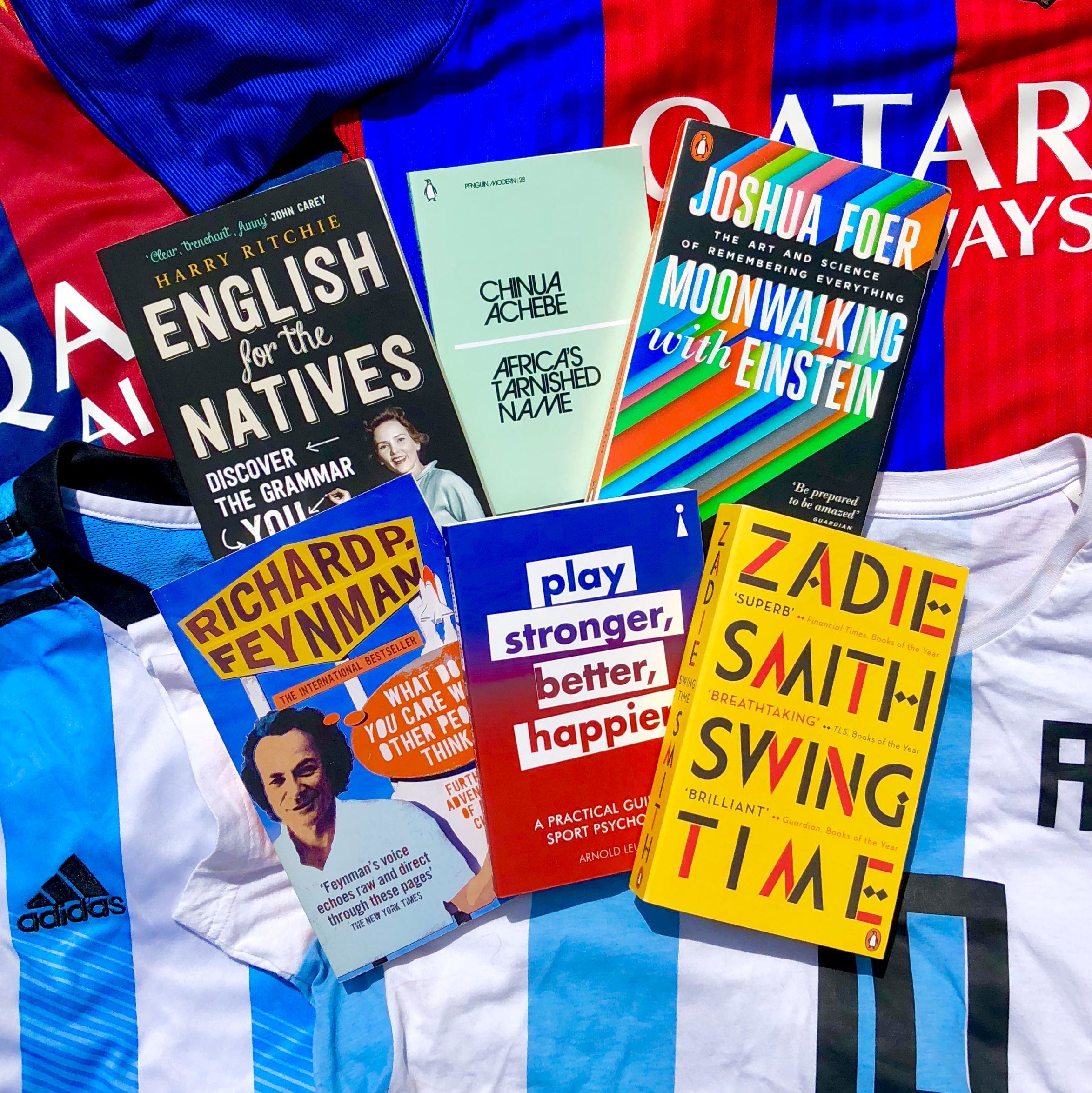 World Cup Book Haul and How I Pick My Next Read