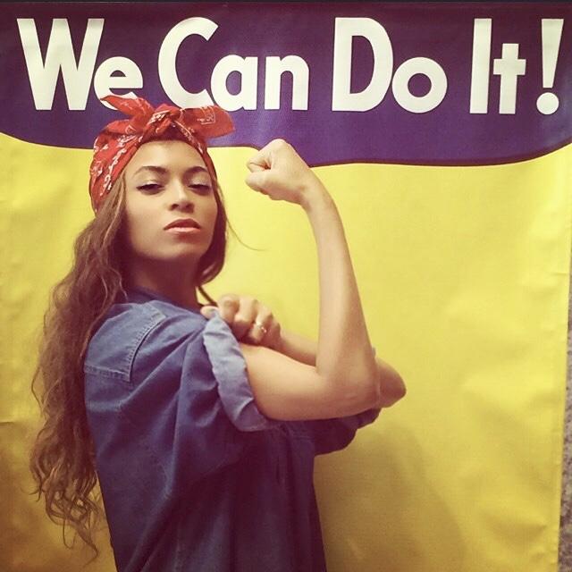 Beyoncé We Can Do It!