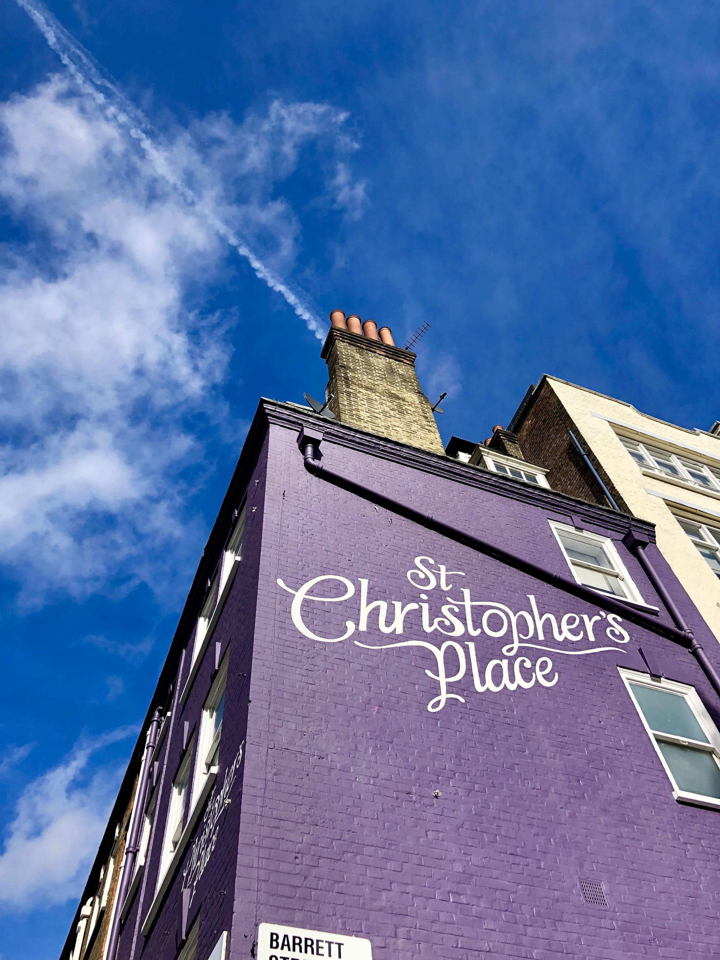 St. Christopher's Place (London)