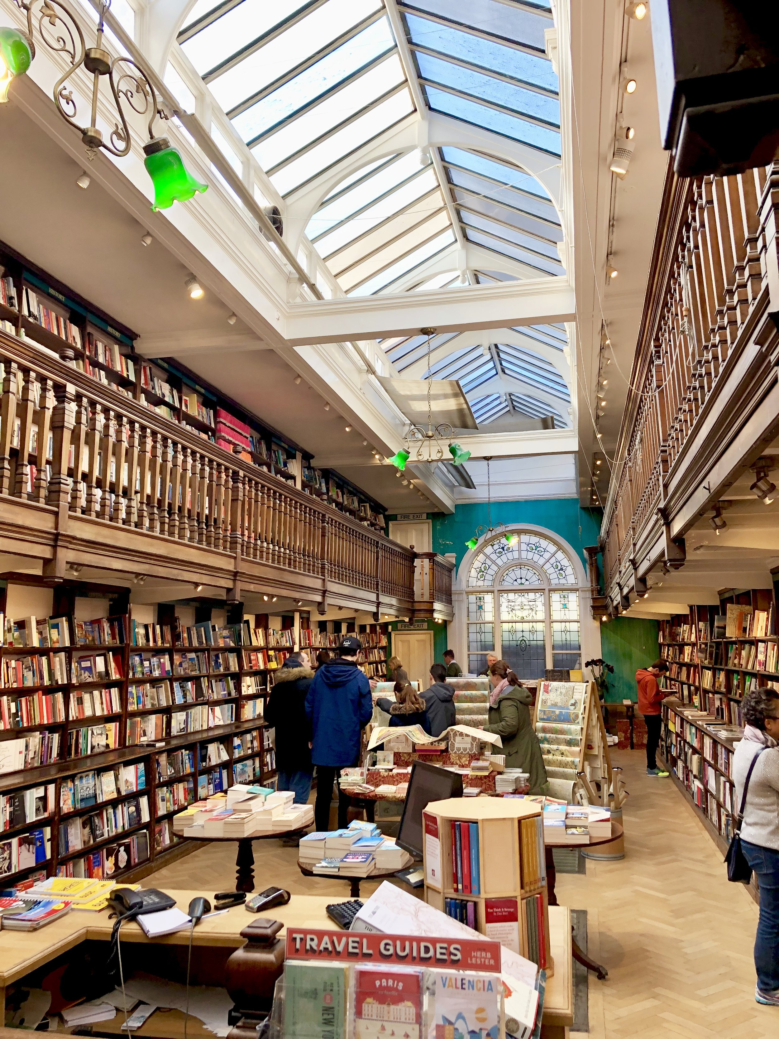 Daunt Books Marylebone (London)