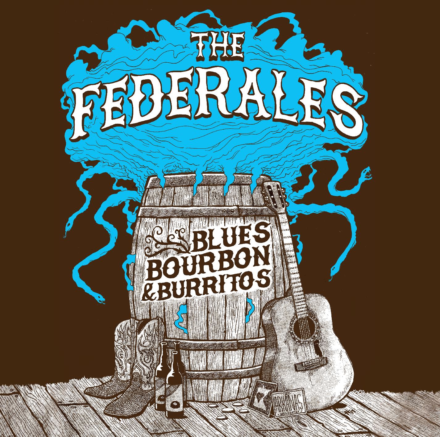 Blues, Bourbon, and Burritos album cover