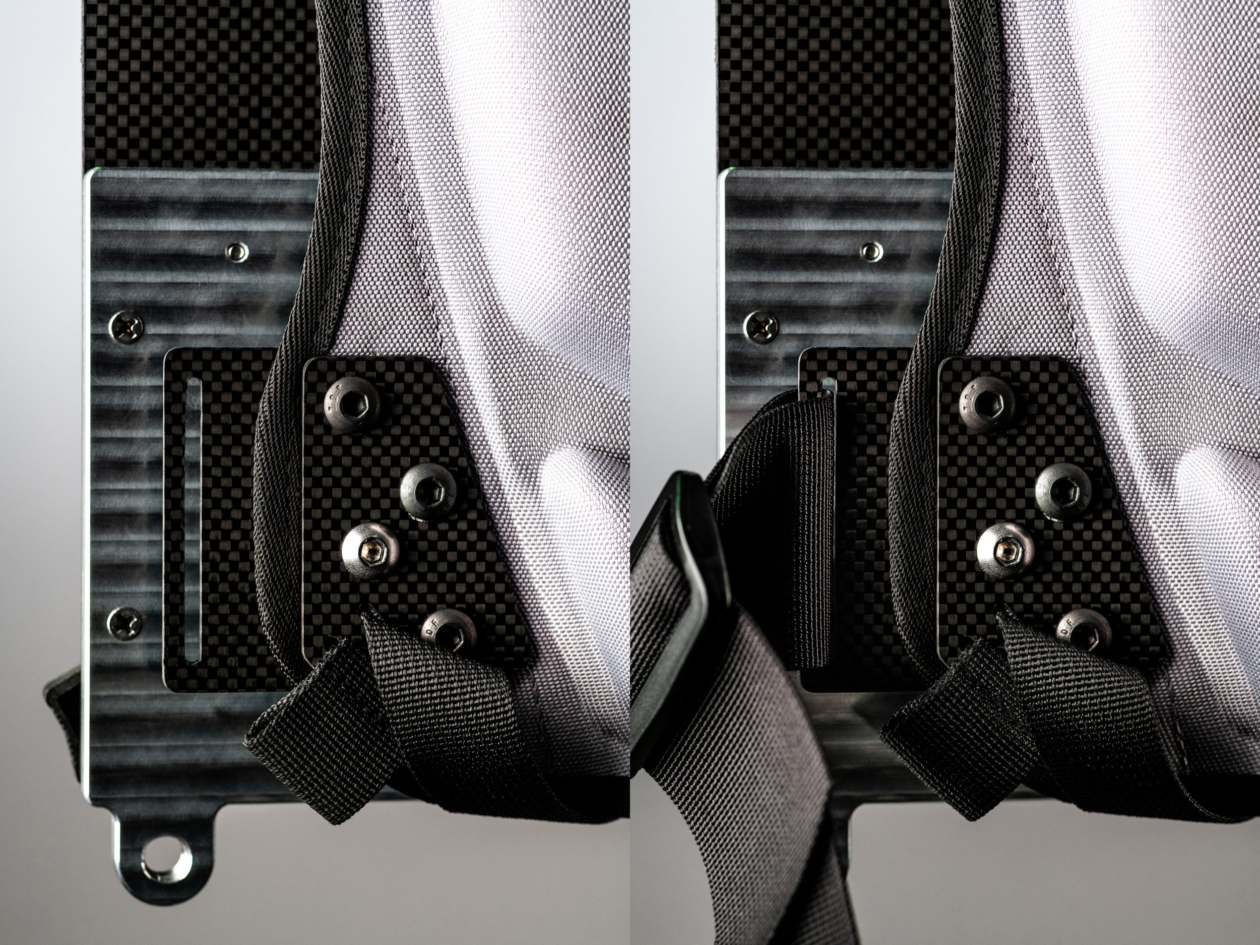 Optional Waist Belt
