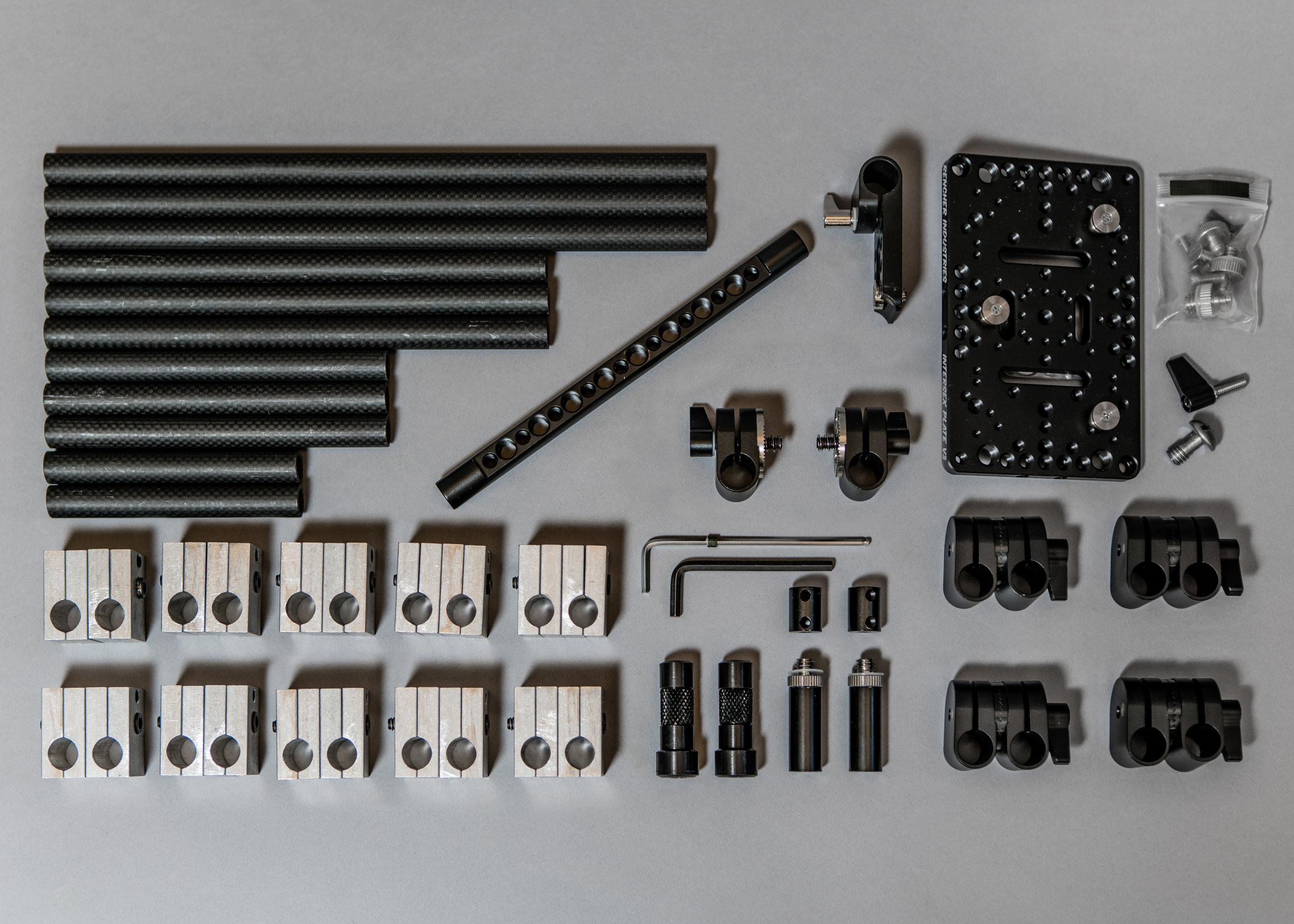 Keymaster Rigging Kit