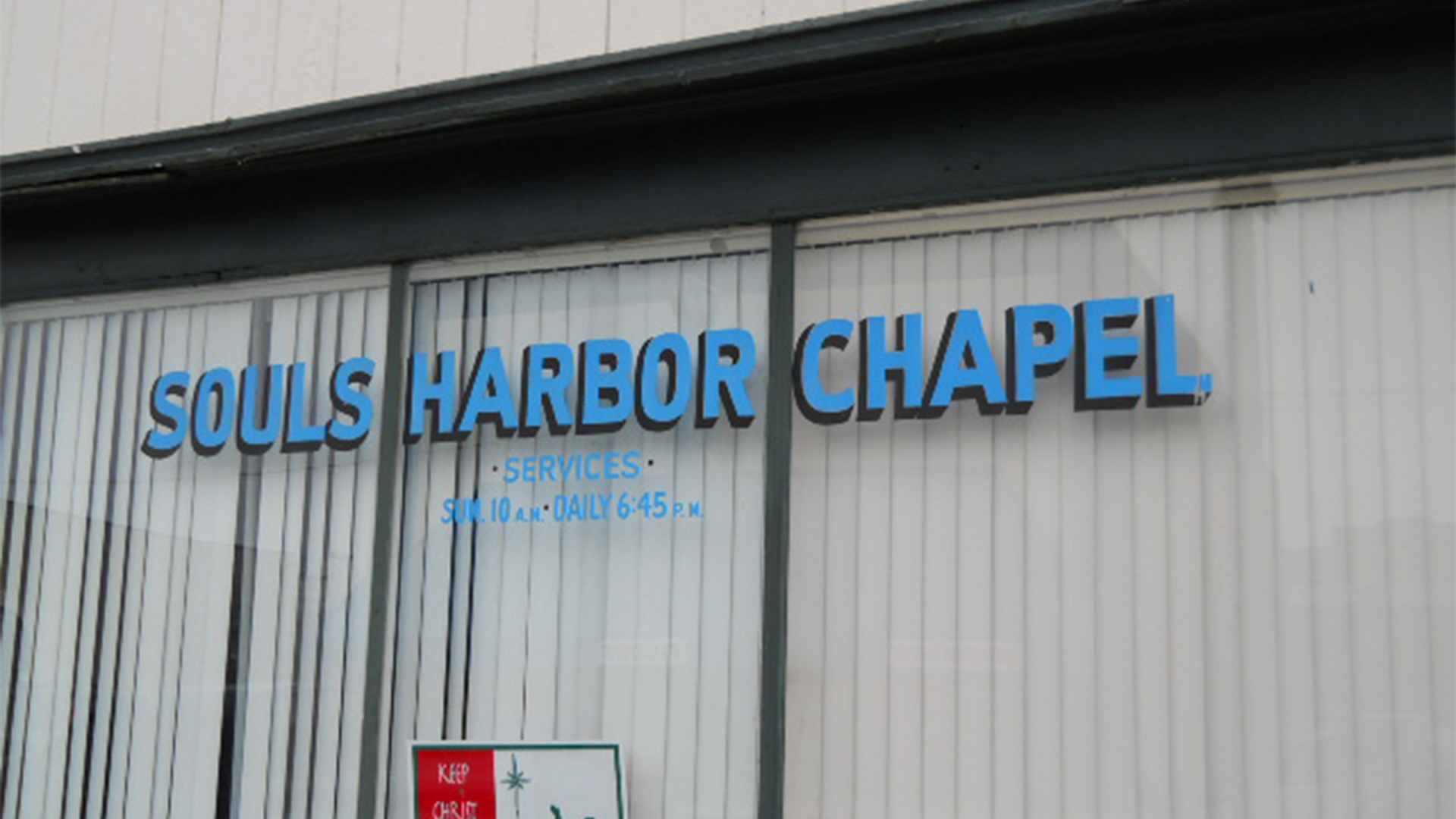 Souls Harbor - We are a Christ-centered, multifaceted human services and homeless shelter. We strive to be a light for the homeless, less fortunate, and the hurting.