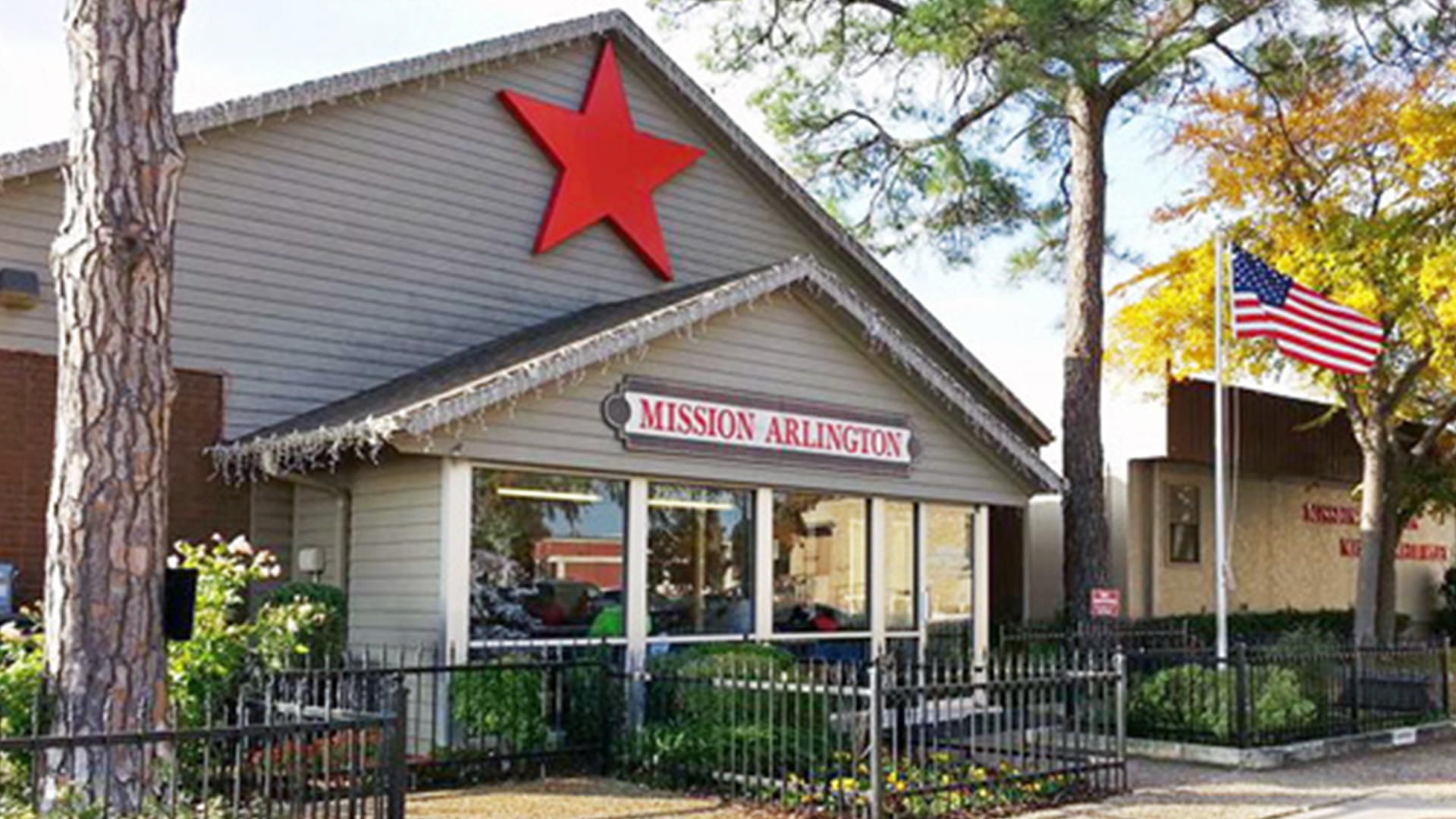 Mission Arlington (Texas) -