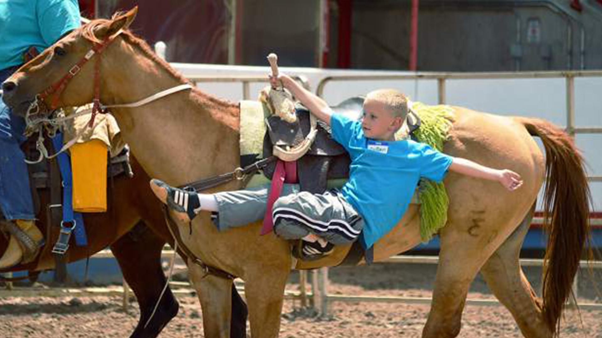 Rodeo Bible Camp (Colorado) -