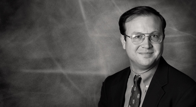 Michael New, Ph.D. has lectured at Notre Dame and served as a research fellow at Harvard (Photo via Dr. Michael New)