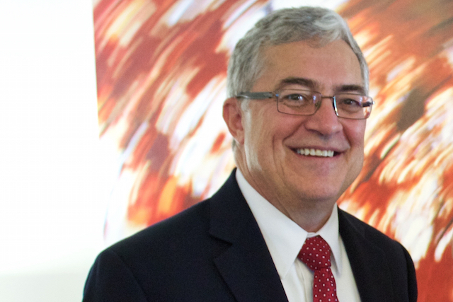 Allan Parker serves as President of The Justice Foundation based in San Antonio, Texas (Photo: Josh Shepherd)