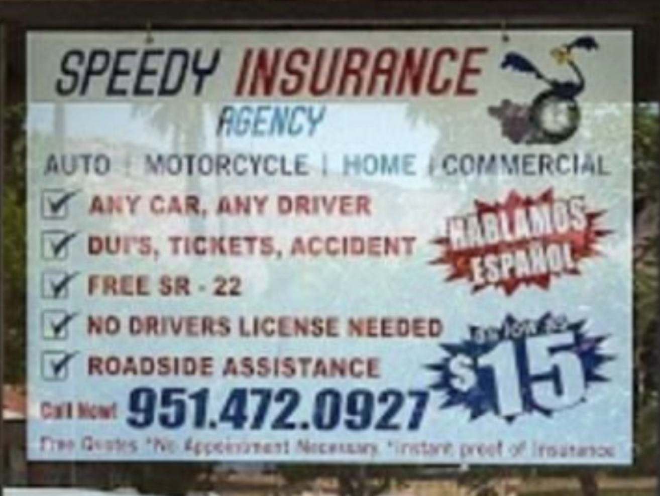 Speedy Insurance