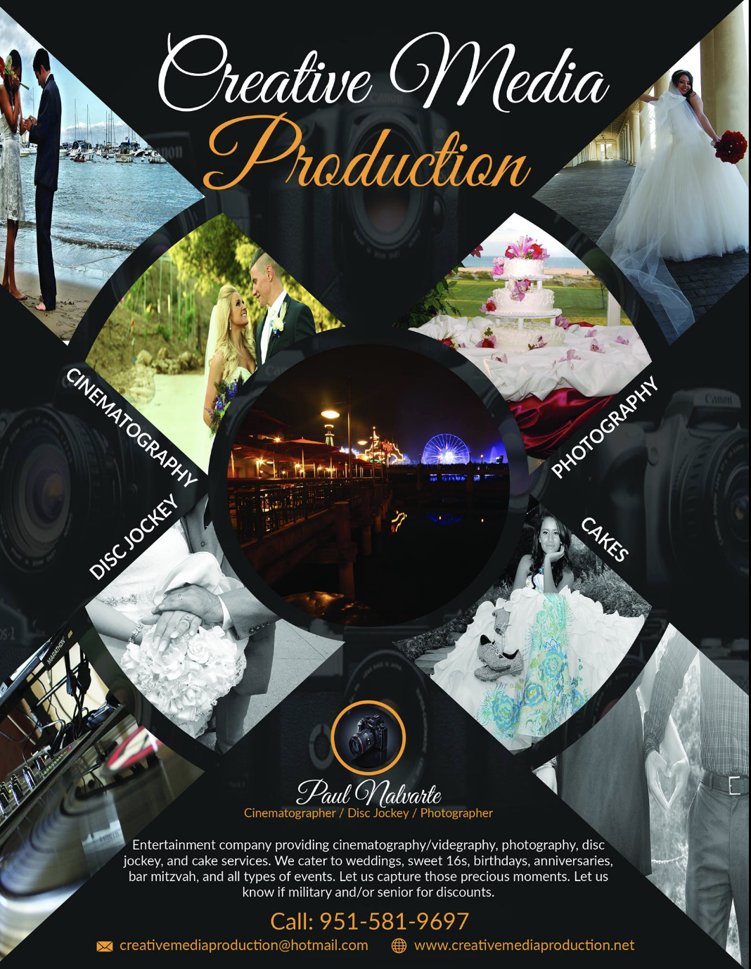 Creative Media Productions