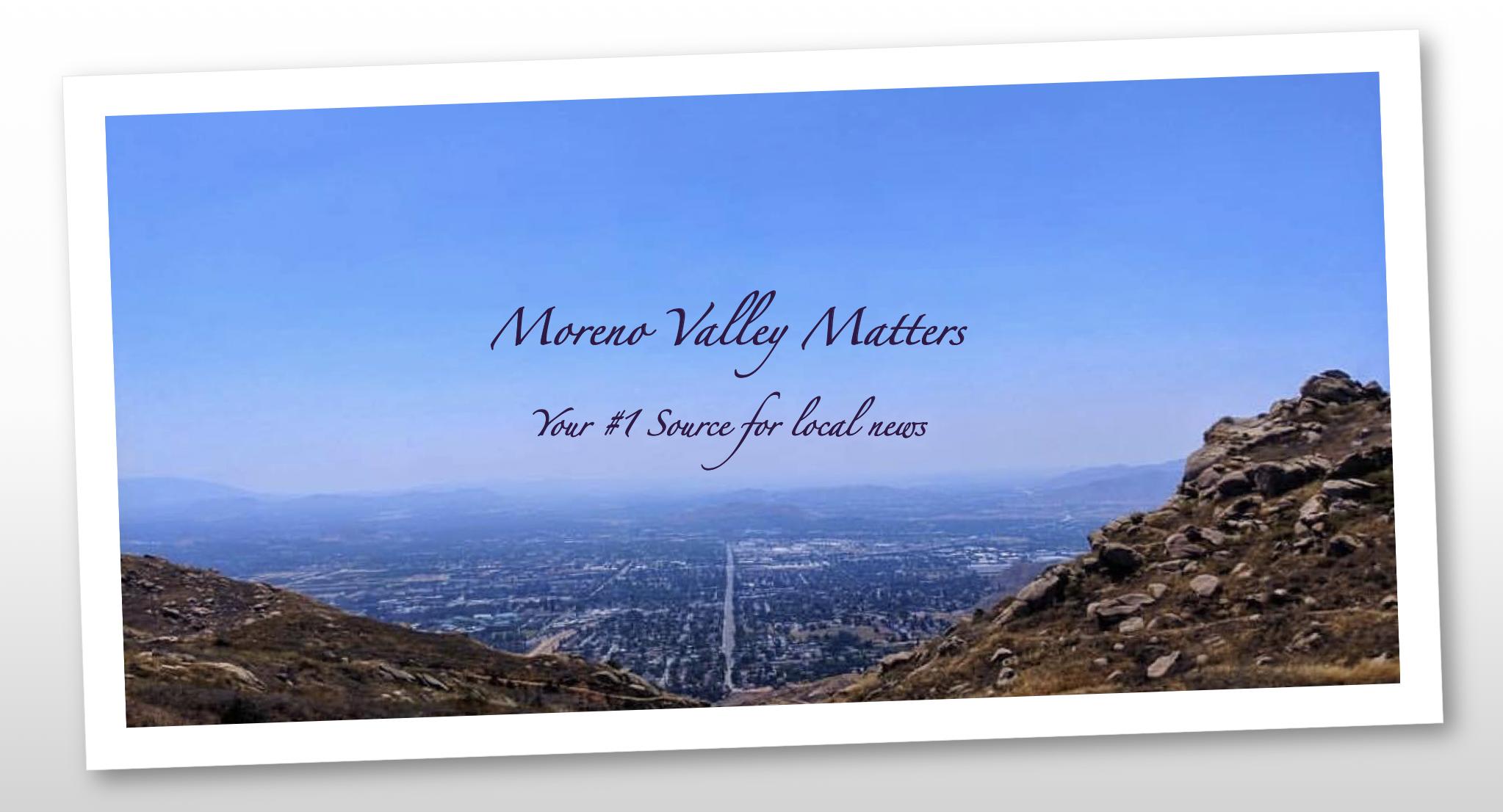 Moreno Valley Matters
