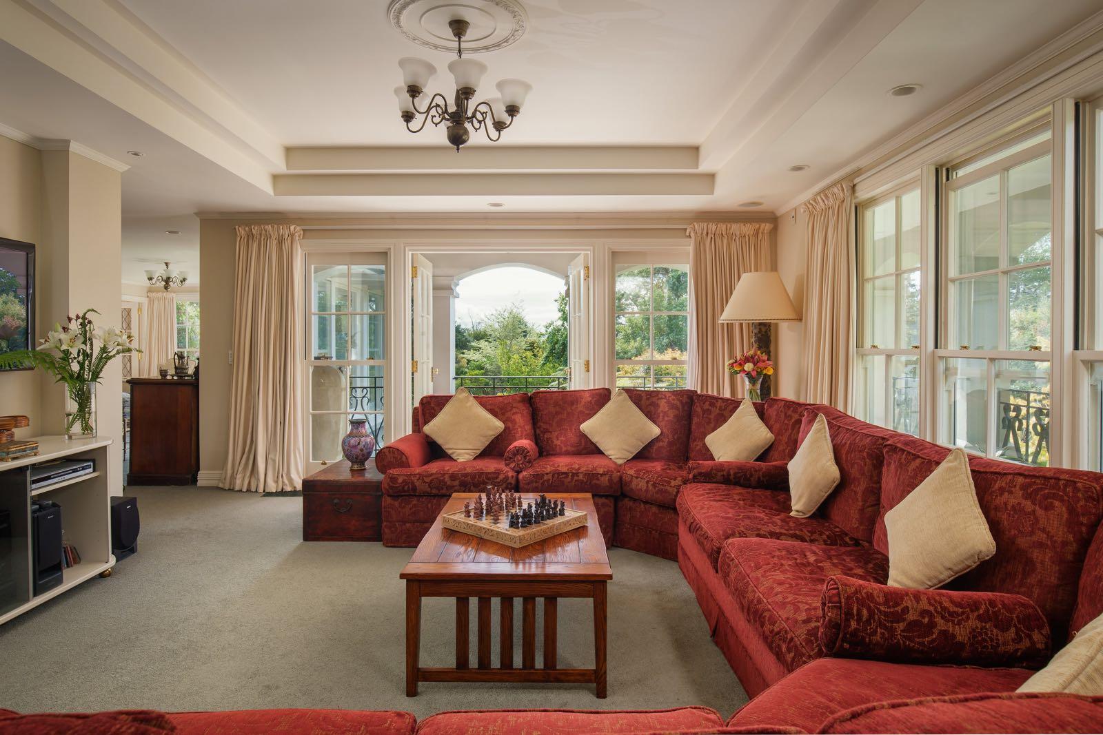 luxury accommodation nz