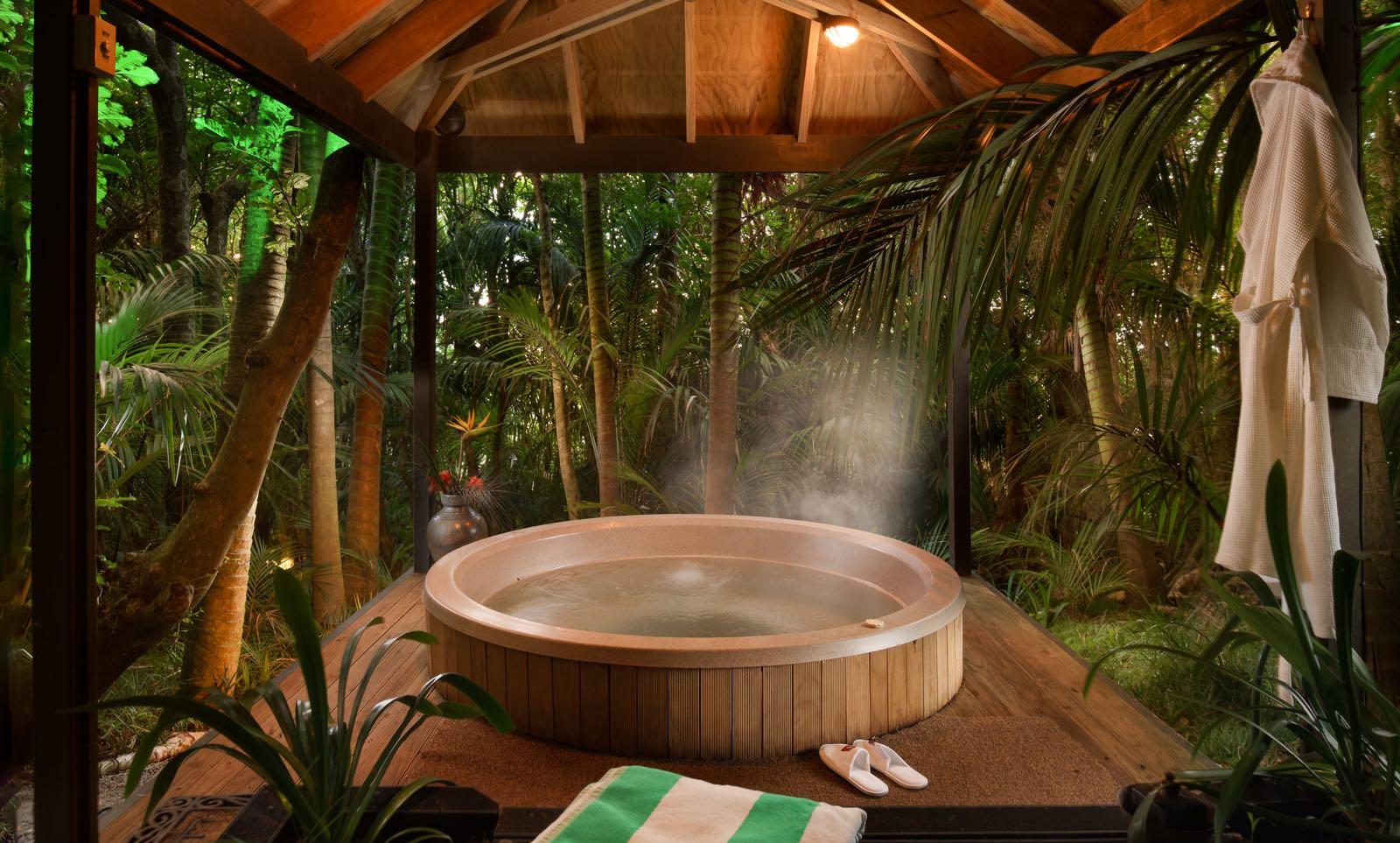 luxury retreats nz