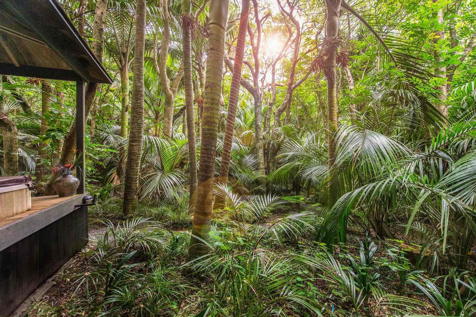 luxury escapes nz garden