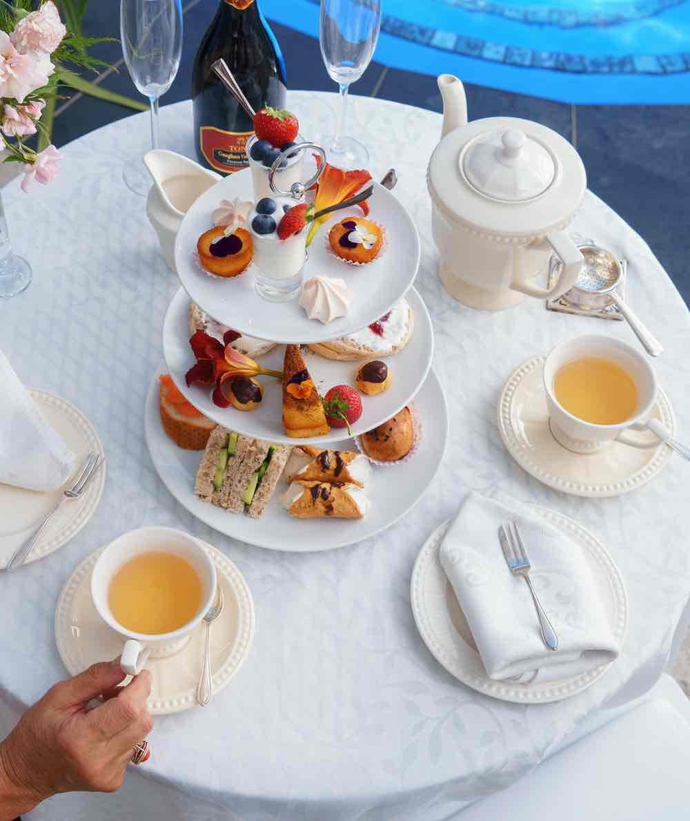 high tea wellington nz