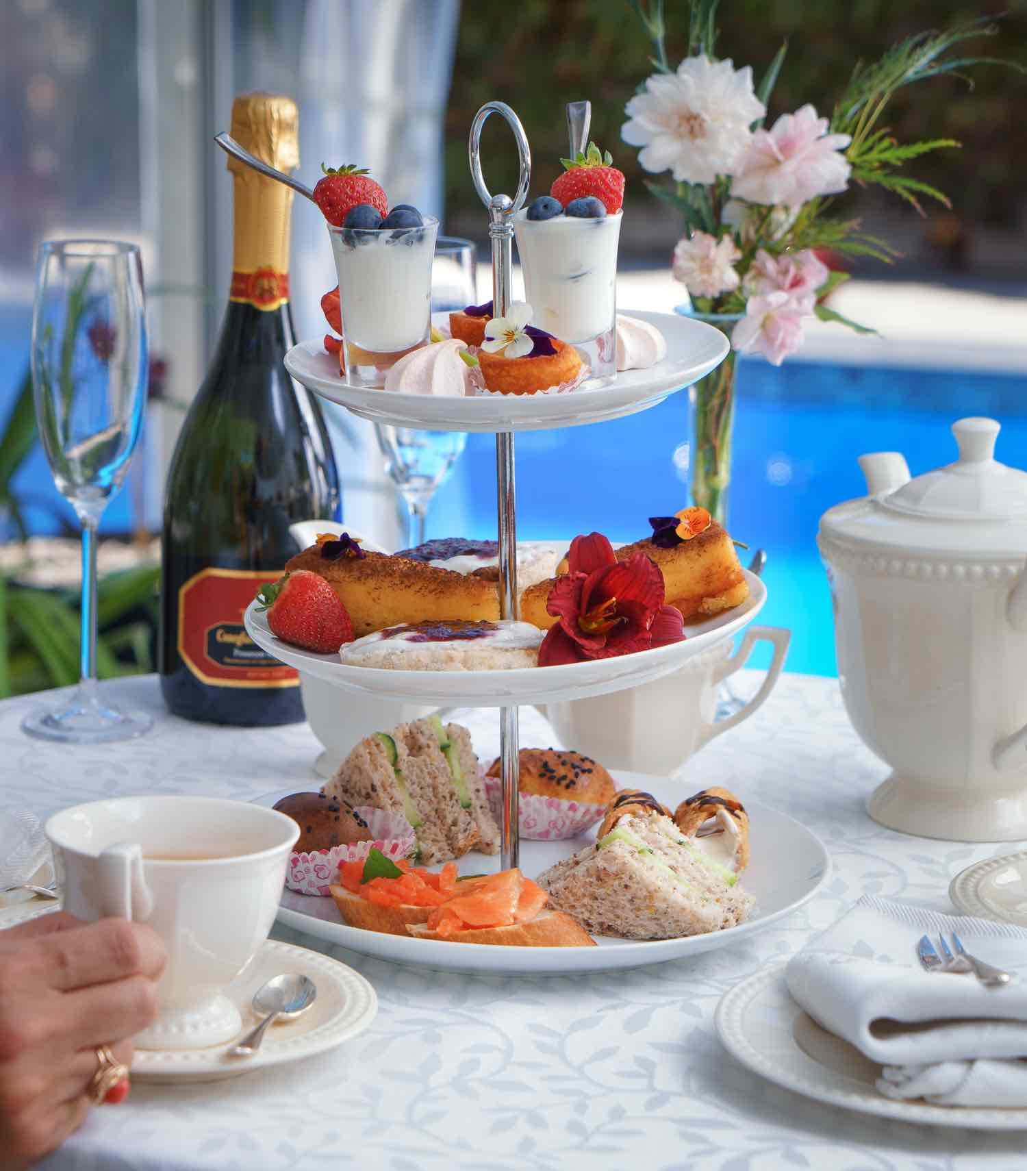 best high tea wellington
