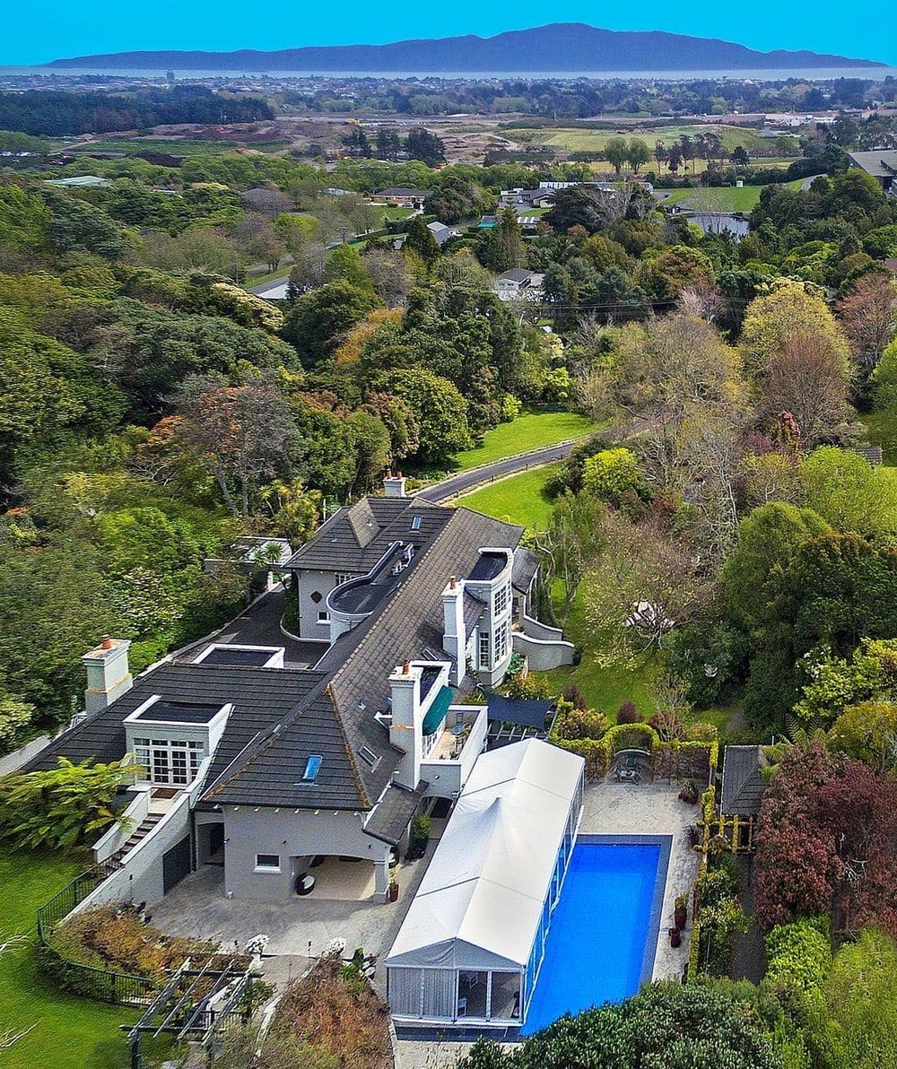 new zealand luxury resorts