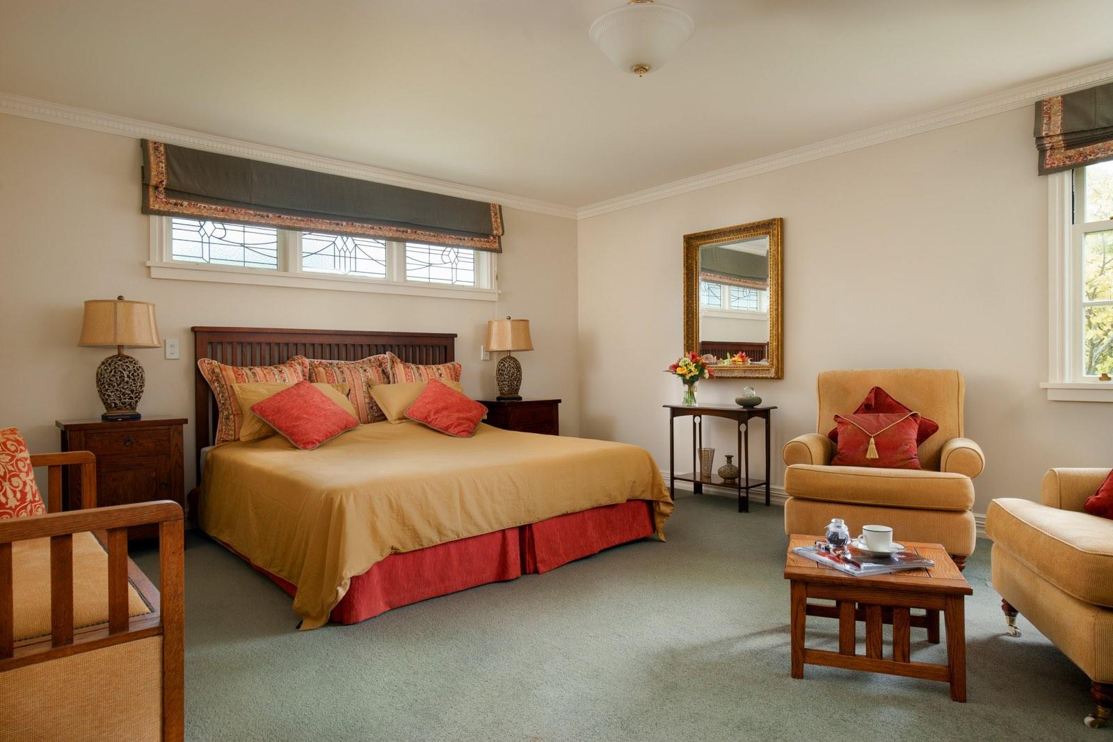 luxury accommodation wellington