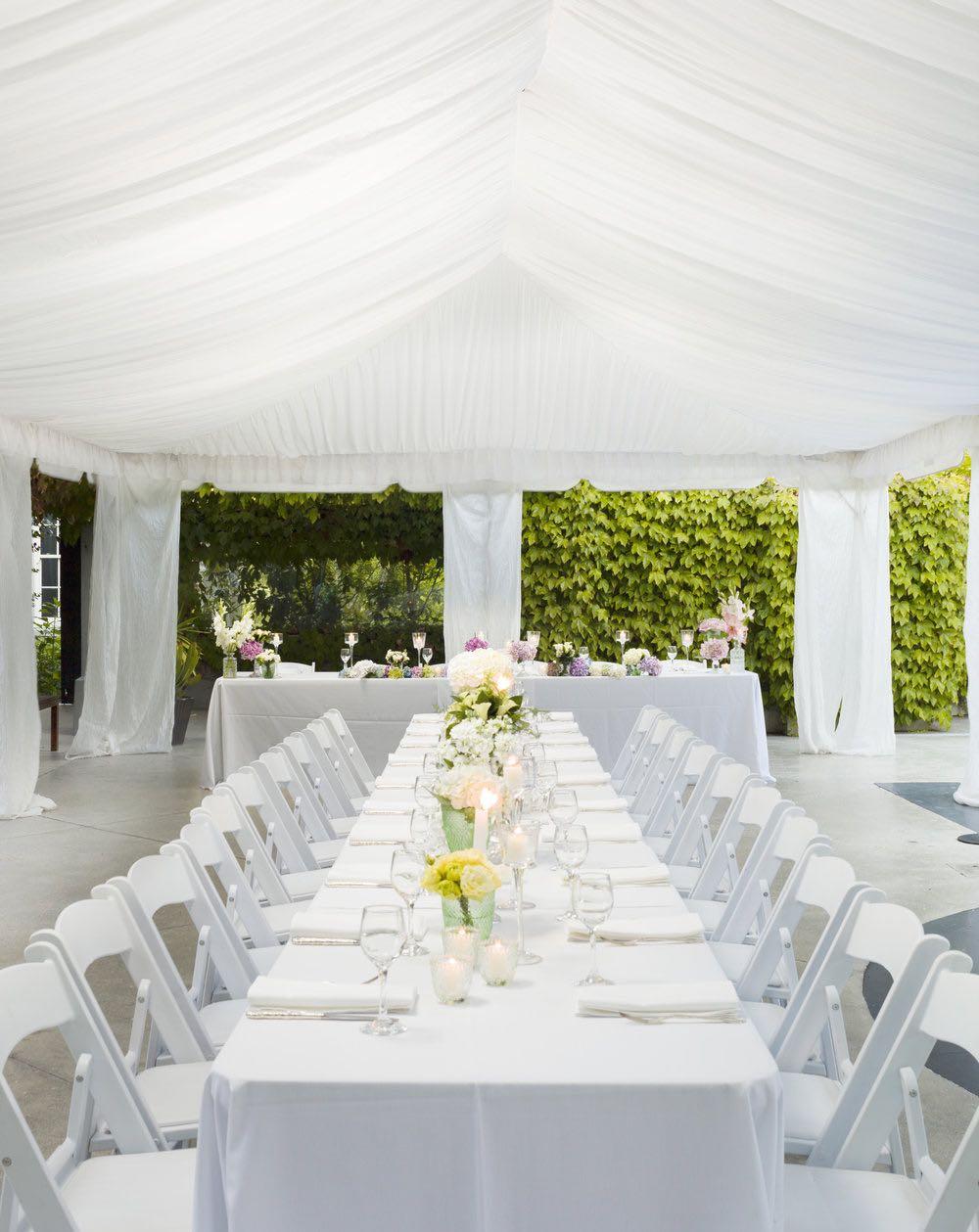 wellington wedding diner table