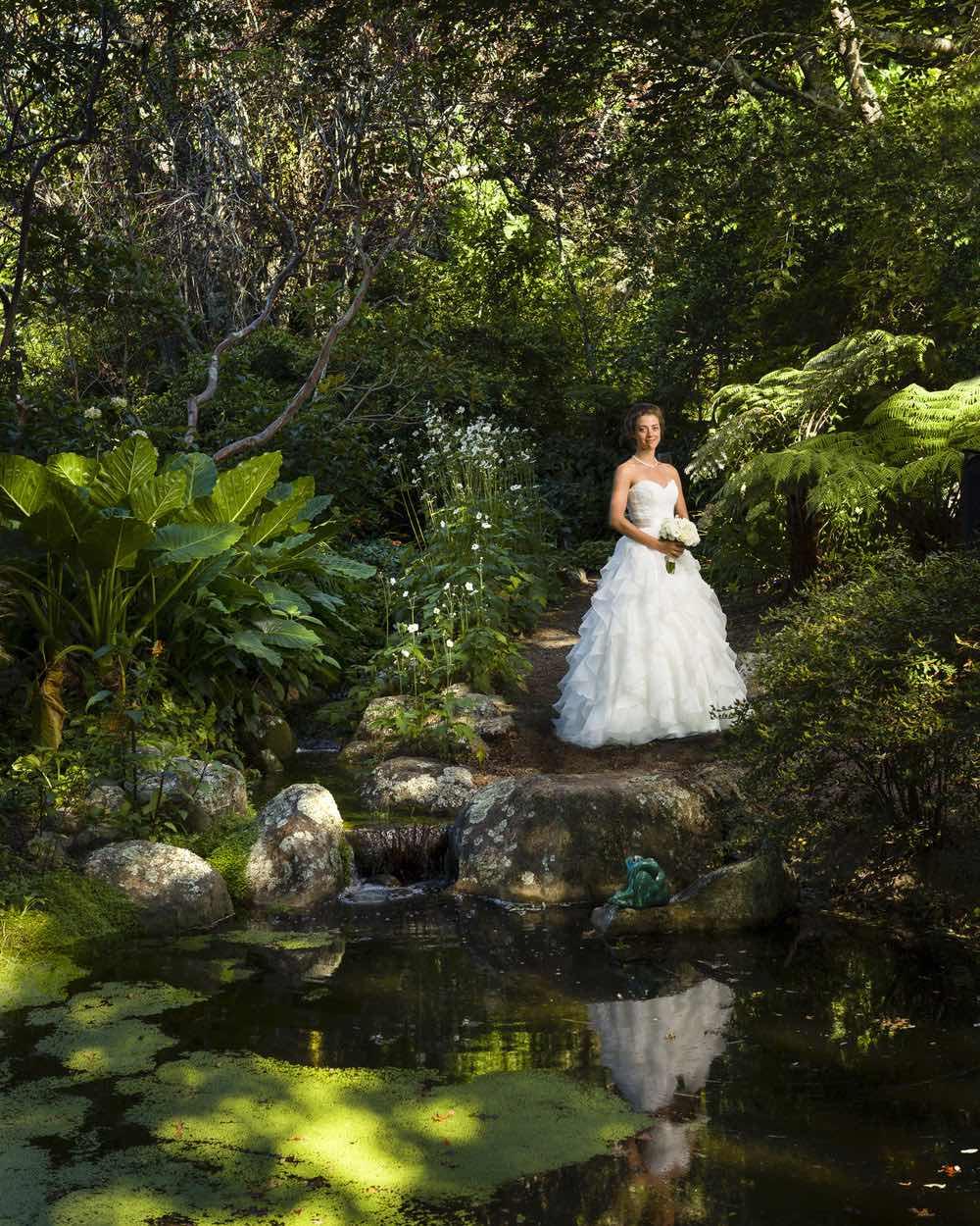 garden wedding wellington
