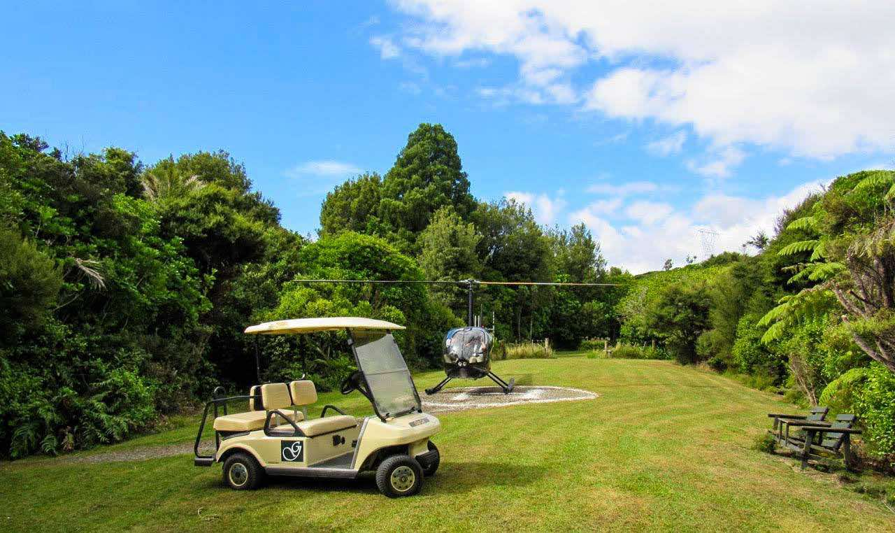 new zealand luxury golf tours