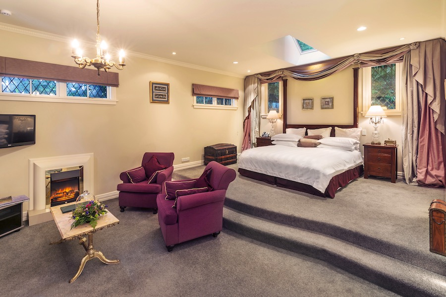 luxury hotels new zealand