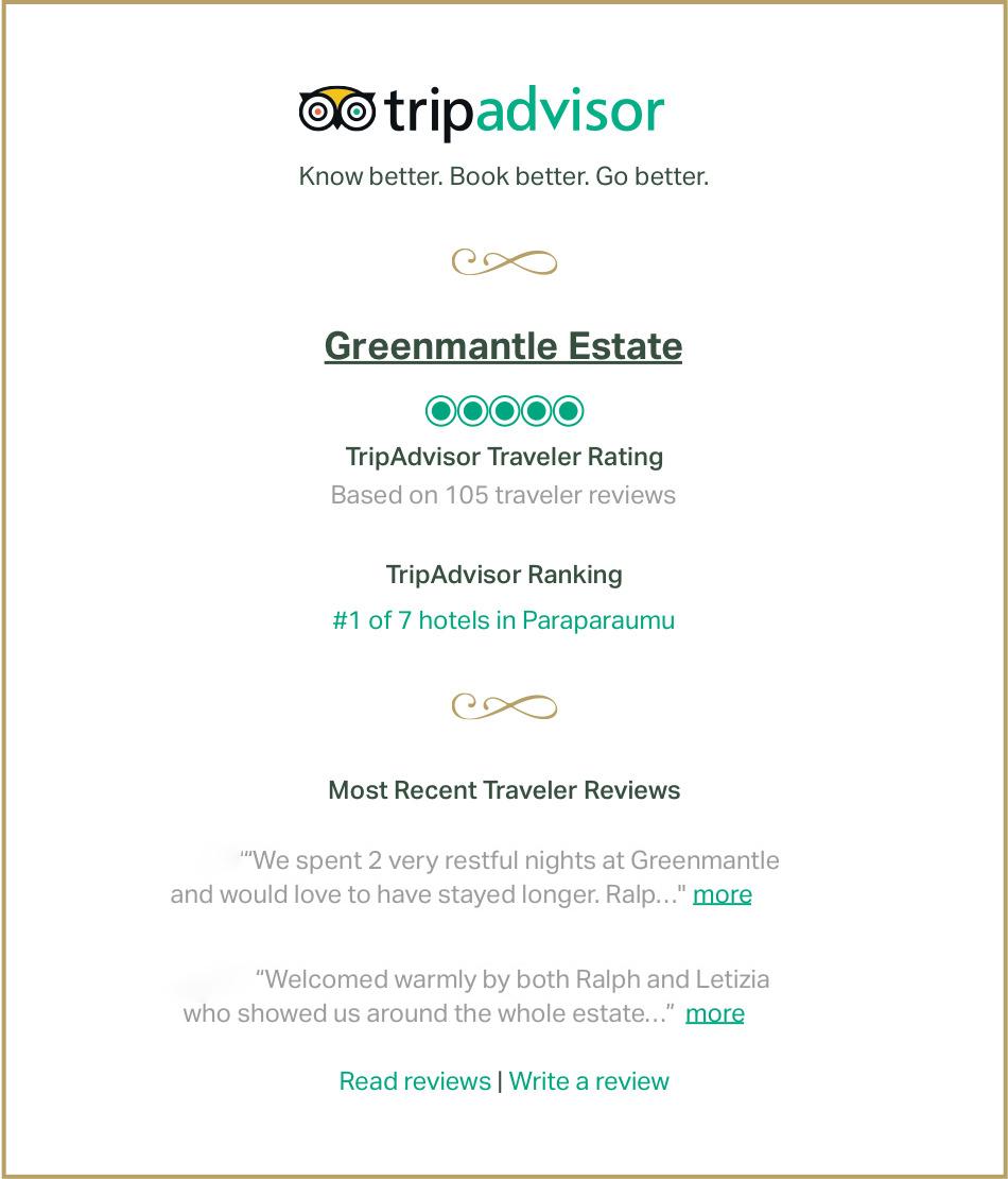 Greenmantle Estate Hotel - Wellington, New Zealand