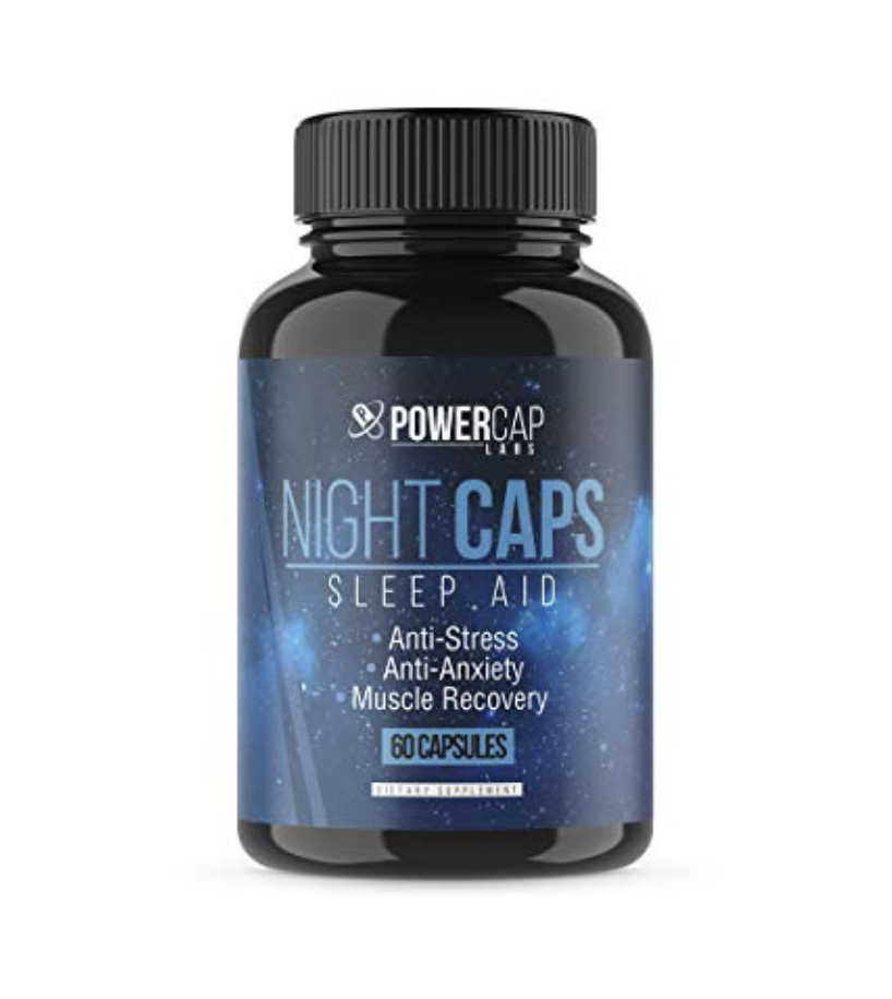 With 5 star ratings on Amazon, this is the highest quality over the counter sleep support out there. It's non habit forming and will leave you feeling great the next morning.