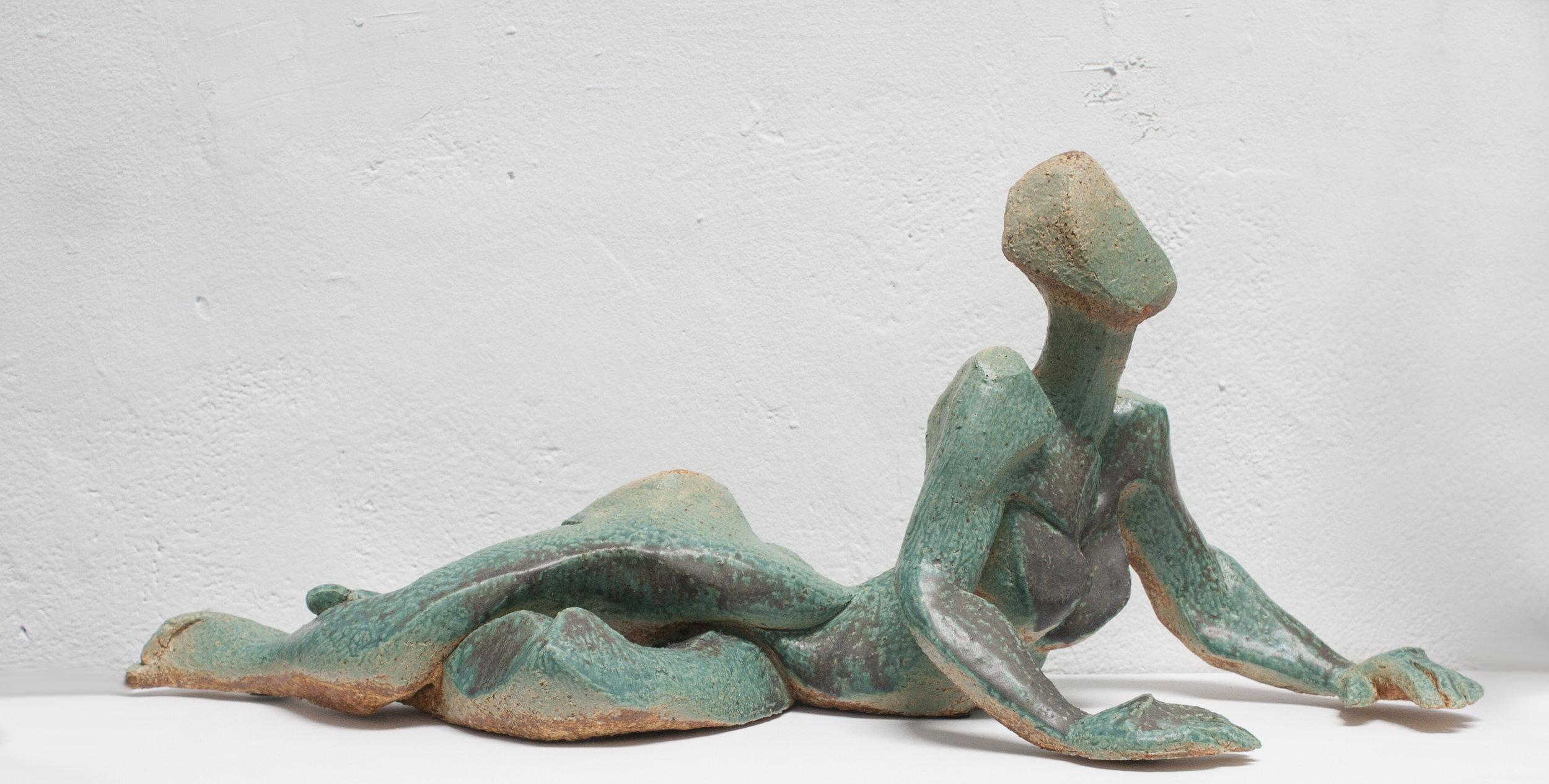 Ophidian Figure