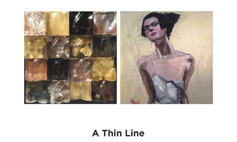 A Thin Line - September 20 – November 7, 2016