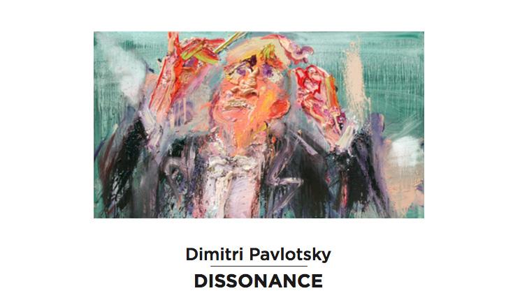 Dissonance - July 10 – August 29, 2015