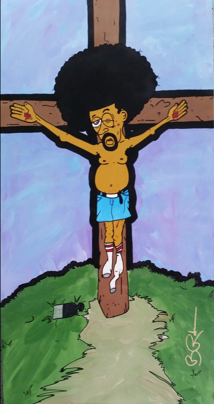 The Crucifixion of Donell