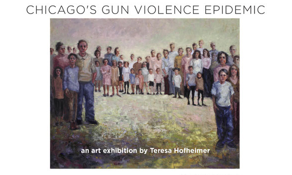 Chicago's Gun Violence Epidemic - September 12 –– October 2, 2014