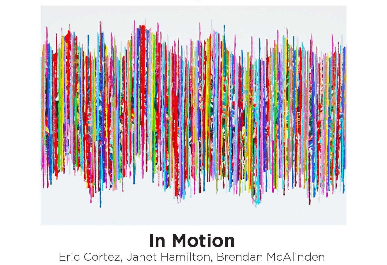 In Motion - September 7 — September 30, 2018