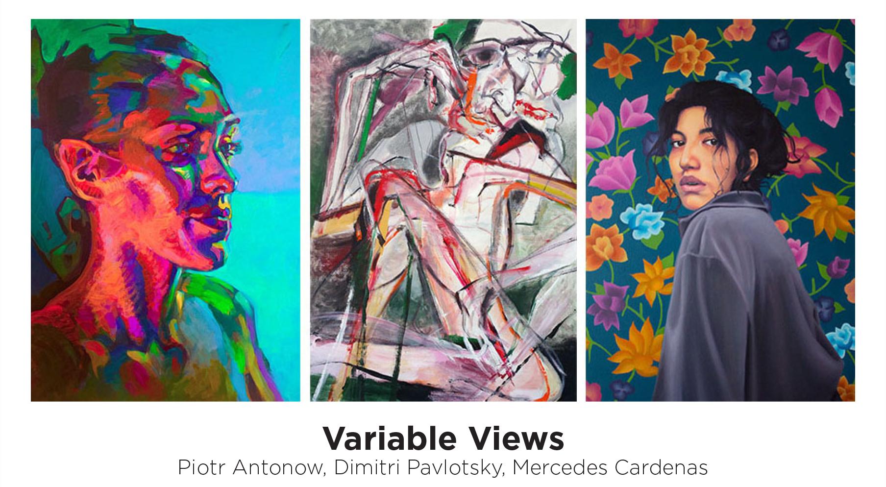 Variable Views - October 5 — November 10, 2018