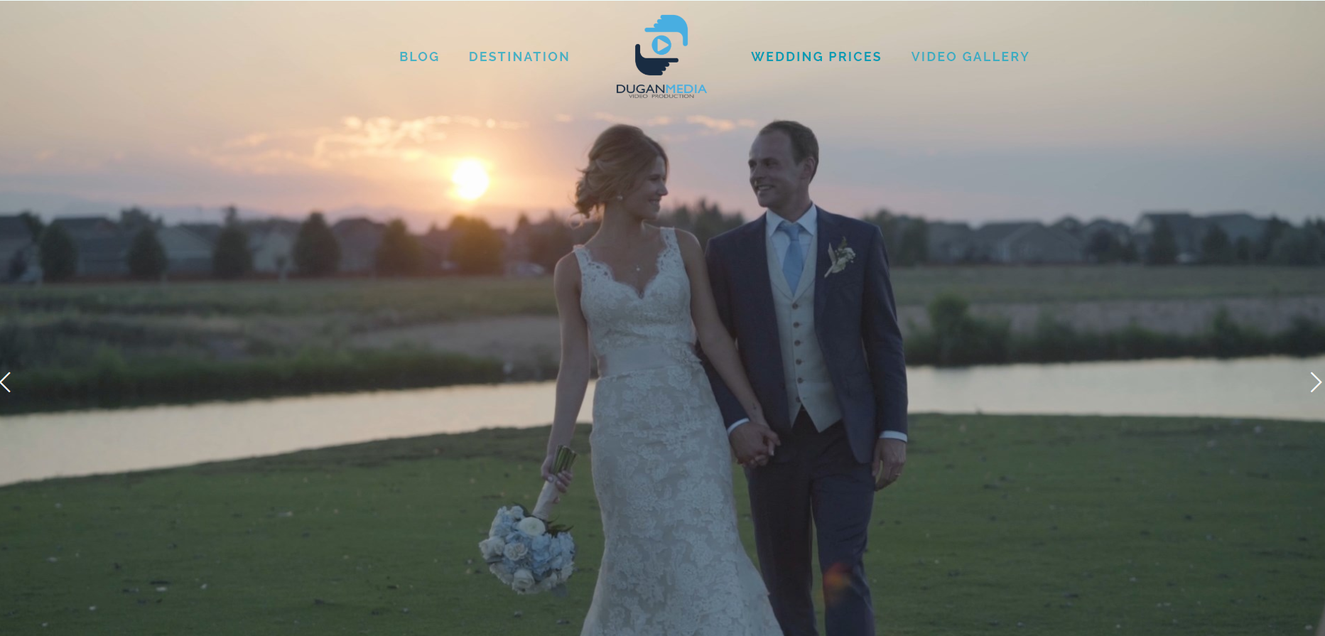 Check out your potential viedographer's website to learn more about their style.