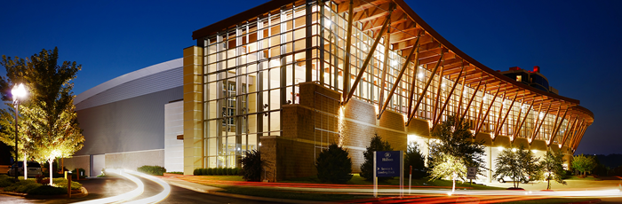 Meet Site: Branson Convention Center. Courtesy of www.bransoncc.com
