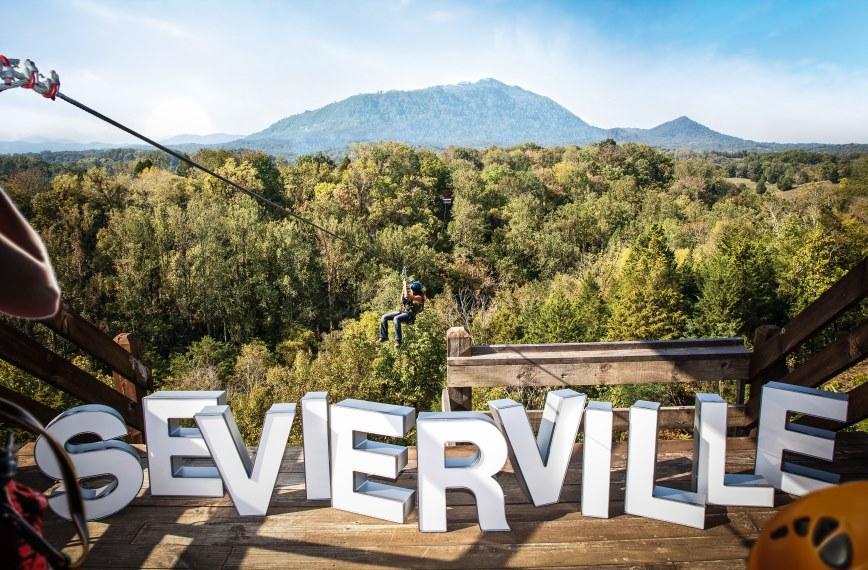Courtesy Sevierville CVB