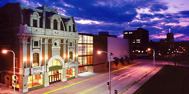 Meet Venue: Five Flags Center