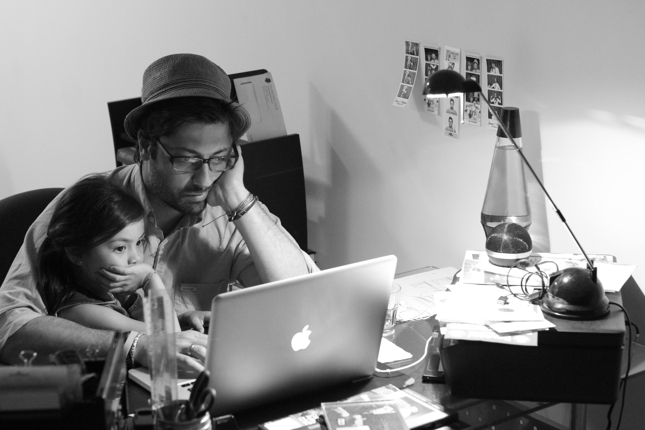 I LOVE THAT PHOTO SO MUCH... I AM RARELY ON THAT SIDE OF THE CAMERA AND THIS MOMENT IS SO GENUINE. THIS IS My oLDEST DAUGHTER AND I WATCHING VIDEOS TOGETHER.
