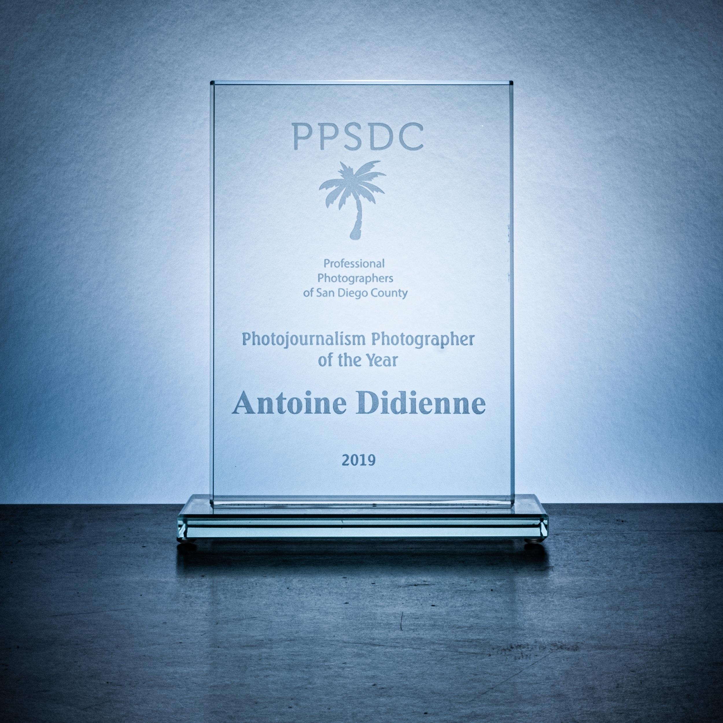 PPSDC Award
