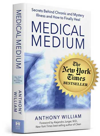 Medical Medium    Anthony William, Medical Medium, has helped tens of thousands of people heal from ailments that have been misdiagnosed or ineffectively treated or that doctors can't resolve.