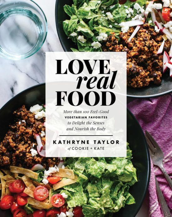 Love Real Food    The path to a healthy body and happy belly is paved with real food—fresh, wholesome, sustainable food—and it doesn't need to be so difficult. Vegetarian Based Recipes.