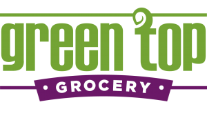 Green Top Grocery    921 E. Washington St., Bloomington IL  Open 8am–8pm every day!  Ph: 309-306-1523  At Green Top Grocery, fresh, delicious food is just the beginning. Nourish your family. Discover local foods. Connect with others and help build a strong community. It all comes together at Green Top Grocery. Eat well. Do good.