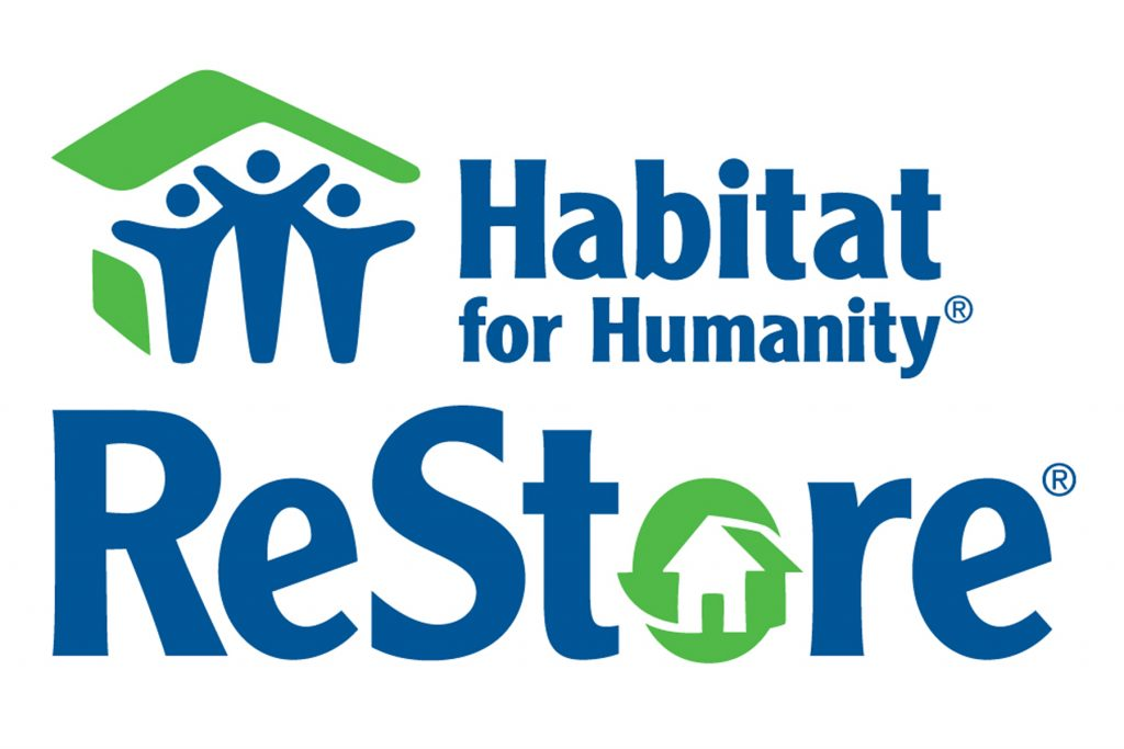 Restore    The Bloomington ReStore is a non-profit home improvement store and donation center that sells new and gently used furniture, appliances, cabinets, home accessories, building materials, and more at deeply discounted prices. Proceeds from the ReStore provide funding to  Habitat for Humanity of McLean County  in an effort to eliminate substandard housing in our community and around the world.