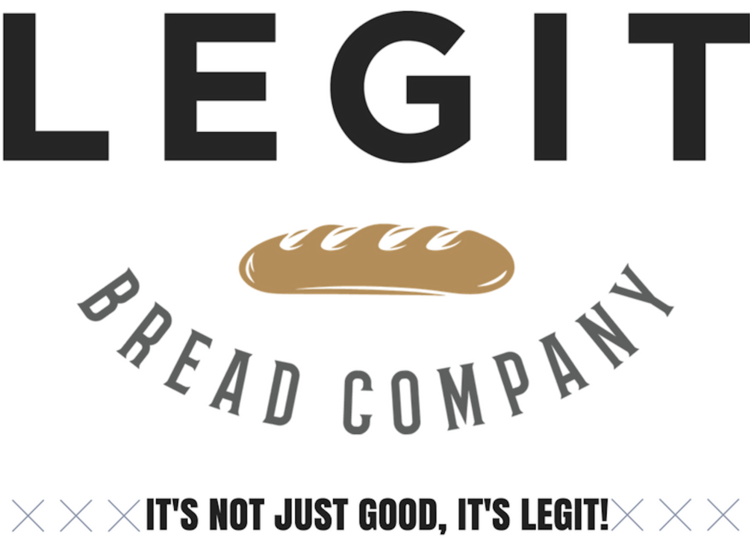 Legit Bread Company    Legit Bread was developed by Jennifer Robins, who after giving up gluten and then grain, realized how inauthentic paleo and allergen friendly bread options were. She locked herself in her kitchen, refusing to come out until the loaf was legit. Shared as a recipe on her blog, and in one of her cookbooks, she realized her work wasn't done until she could put her sought-after recipe straight into the hands of those who needed and adored it.