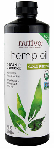 Native Hemp Oil    NUTRIENT DENSE: Nutiva Organic, Cold-Pressed, Unrefined Hemp Oil contains the ideal 3:1 ratio of Omega 3 and Omega 6 fatty acids and is rich in antioxidants and chlorophyll.  NATURALLY EXTRACTED: Nutiva's all-natural cold press extraction process yields a pure, nutty-tasting, nutrient-rich oil that's high in omega 3 fats and antioxidants without the use of dangerous and harmful chemicals, hexane, or heat.