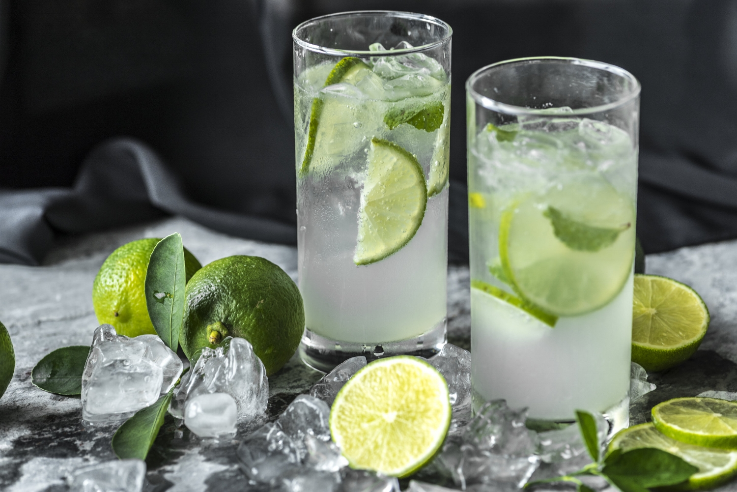 Lime Water with Himilayan Pink Salt